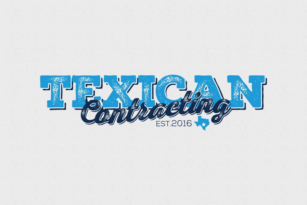 San Antonio Design Texican Logo