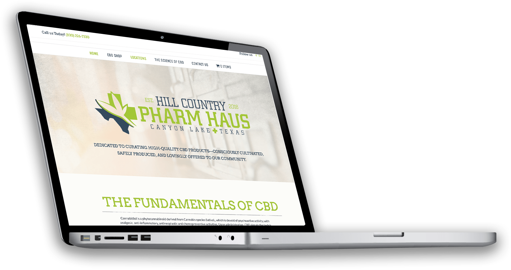 CBD-Website-Design-HC-Pharm-Haus